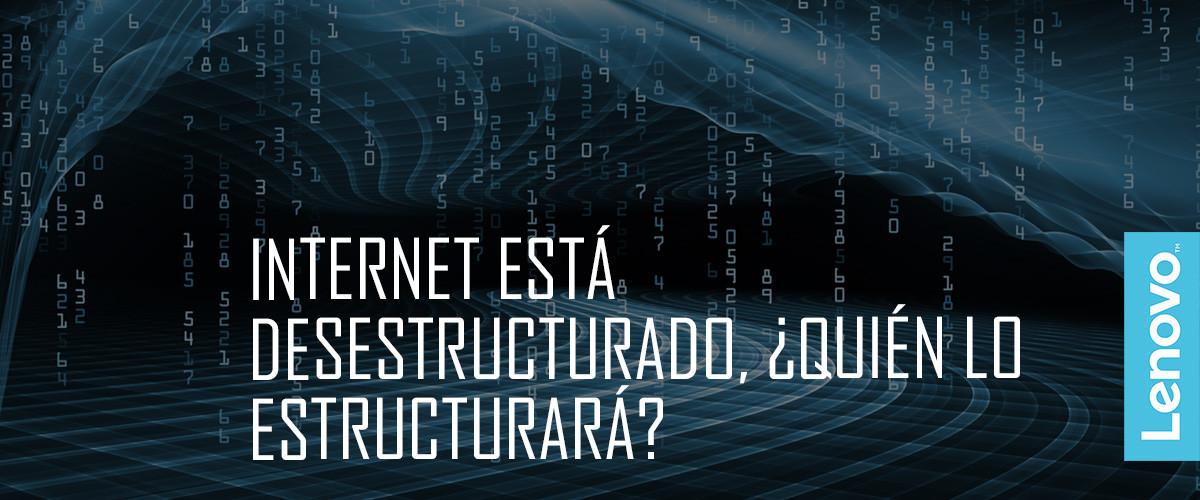 Internet datos estructurados