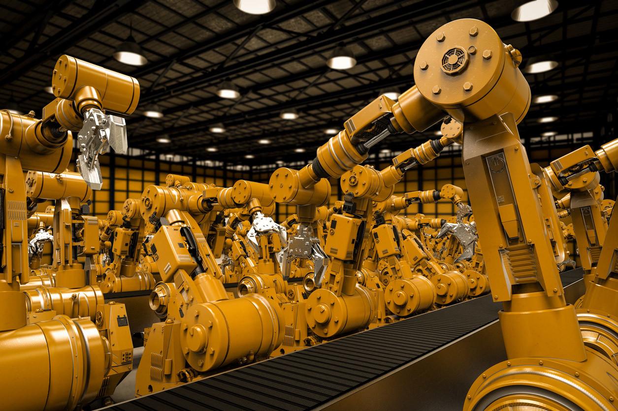 construir un billón de robots