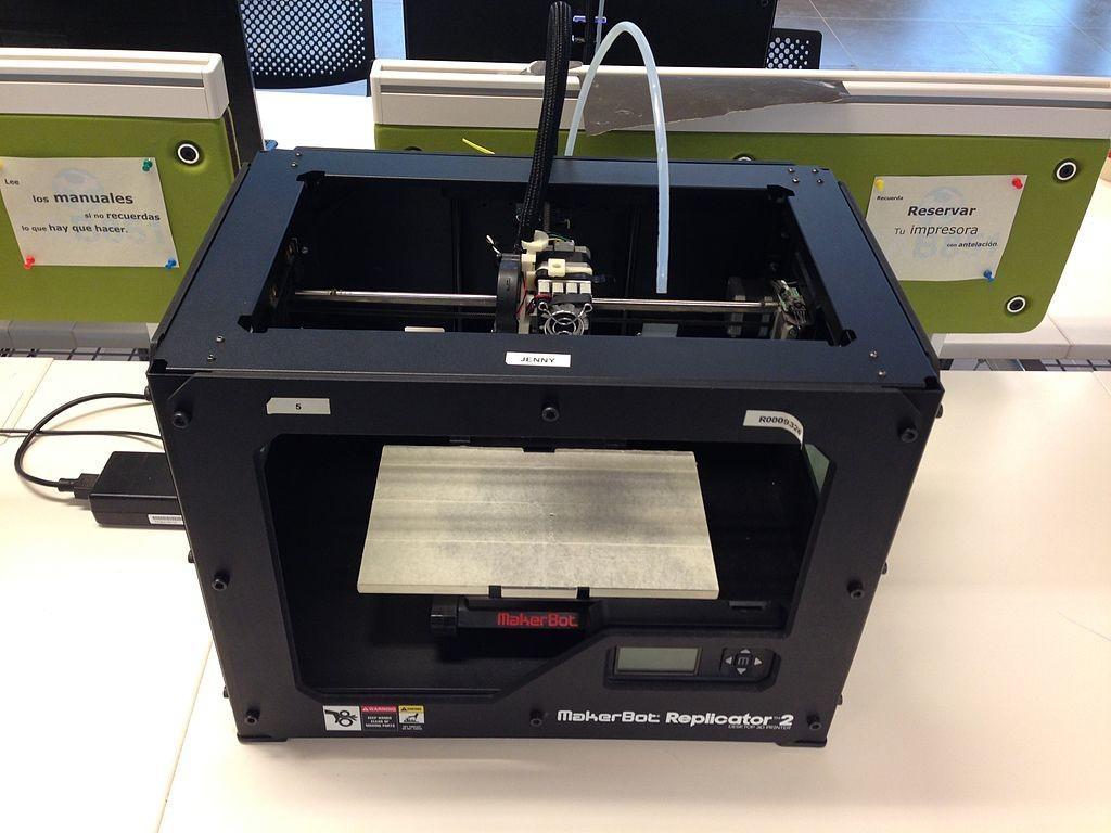 impresora 3d tecnologías