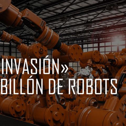 el chiste de los mil millones de robots