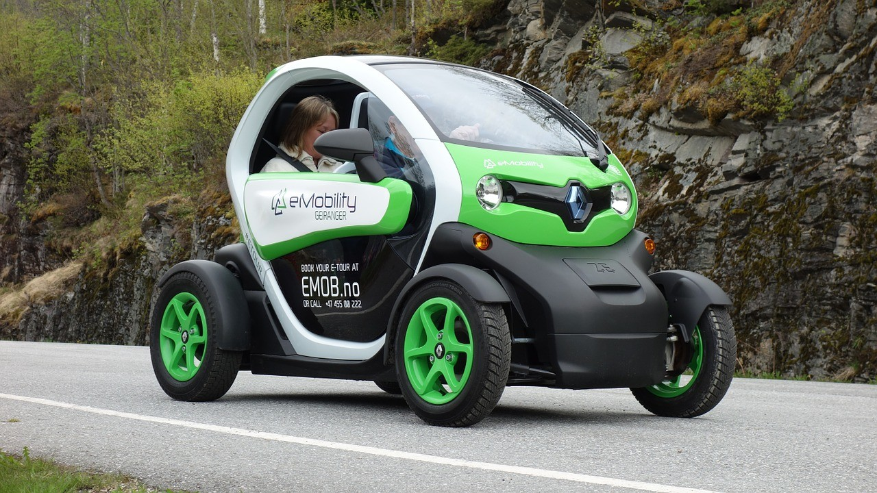 tecnologías vehículo eléctrico