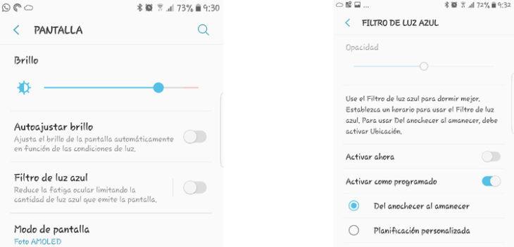 Cómo configurar la pantalla de tu smartphone para aprovecharla al 100%