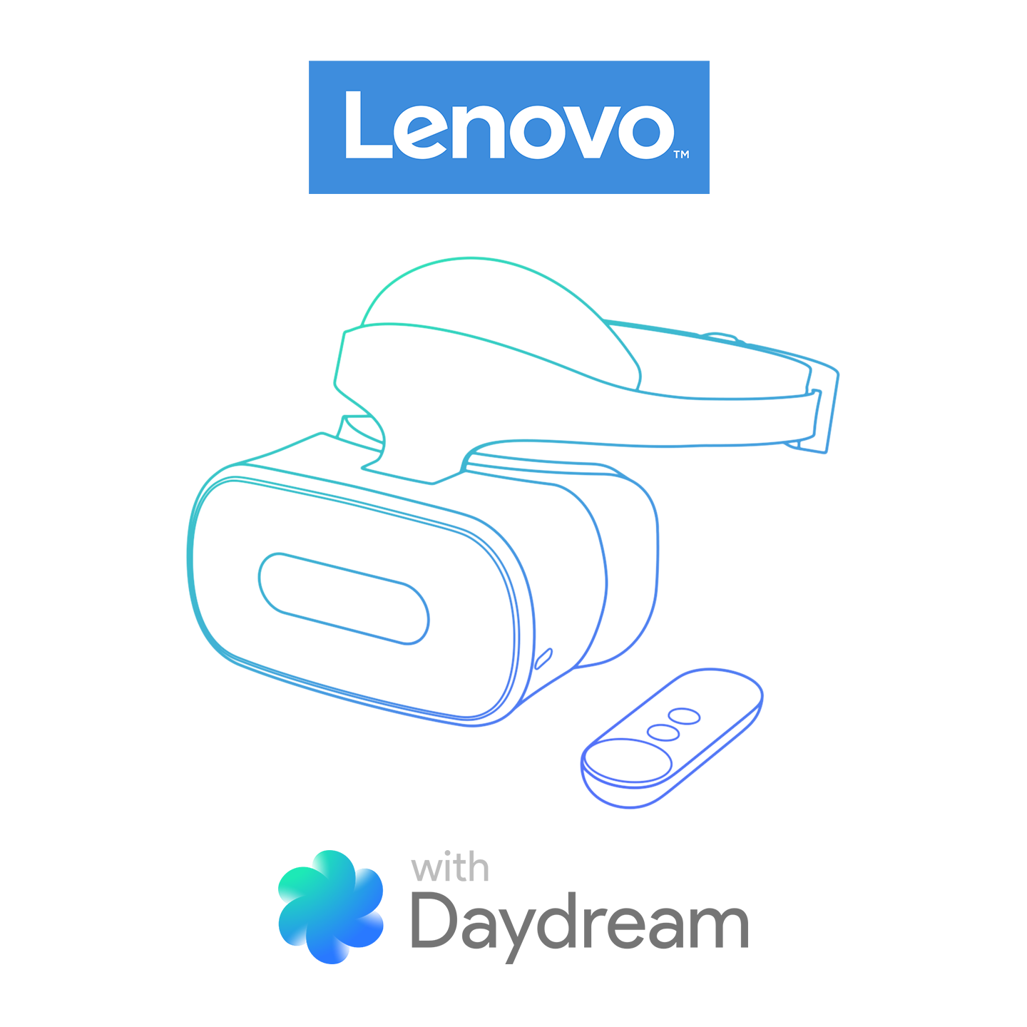 Lenovo Standalone with Daydream
