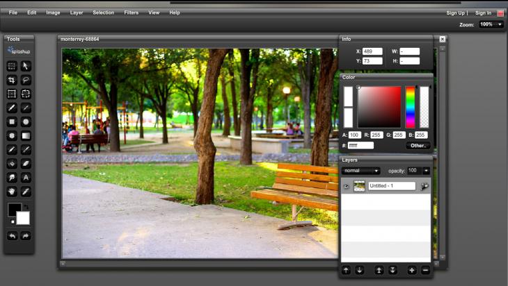 Las 5 mejores alternativas gratuitas a Photoshop