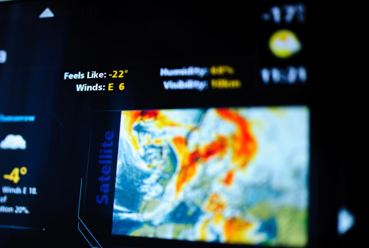 Predicciones climáticas