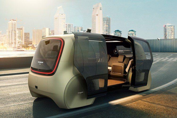 Volkswagen Sedric negocios del futuro