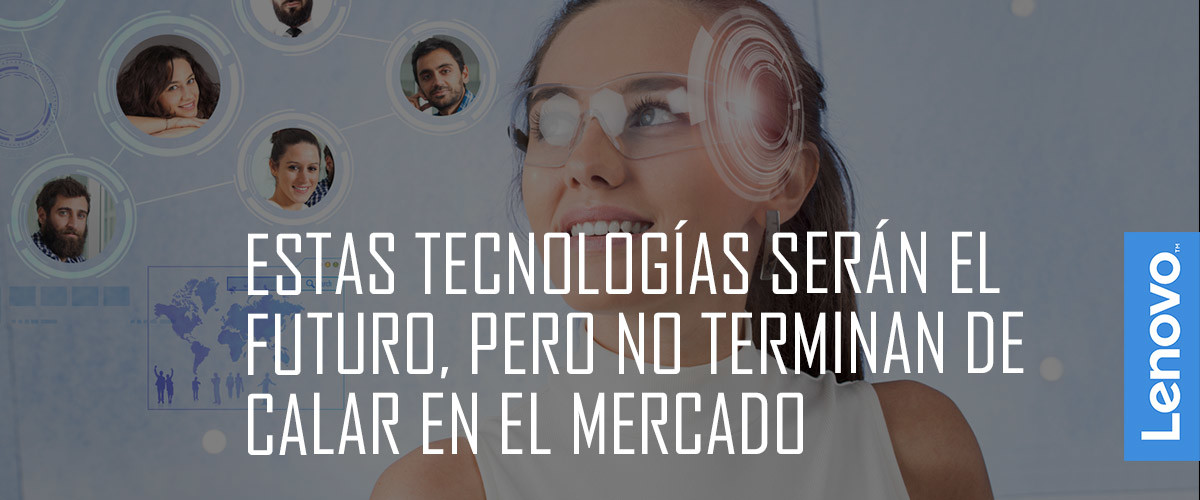 tecnologías futuro mercado no despegan