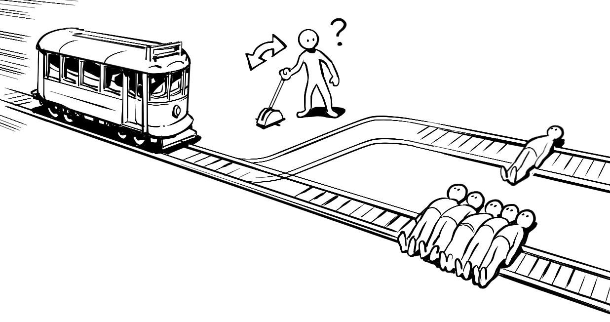 ética y programación de vida o muerte - el caso del tranvía