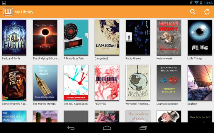 Las mejores cinco apps para leer libros en tu smartphone o tablet