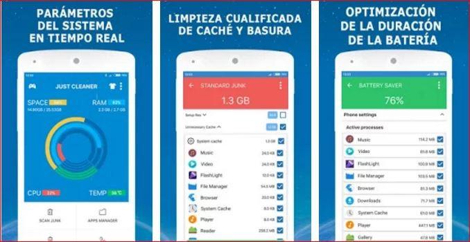 Las mejores apps para limpiar el móvil por dentro y dejarlo como nuevo