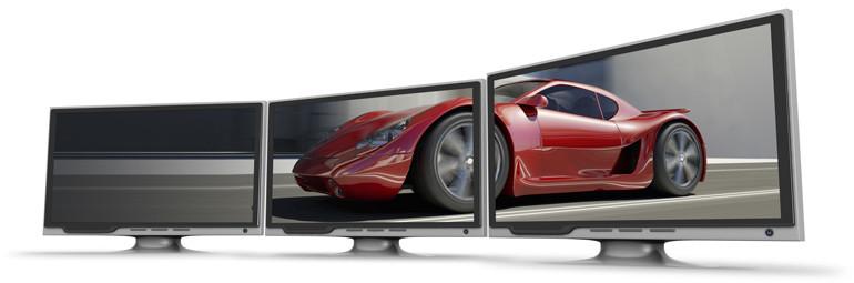 Cómo conectar dos monitores a un PC y verlo todo a lo grande