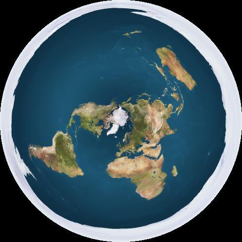 tierra plana mentiras desmontadas por la ciencia