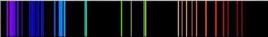 espectro de absorción del oxígeno búsqueda de vida extraterrestre