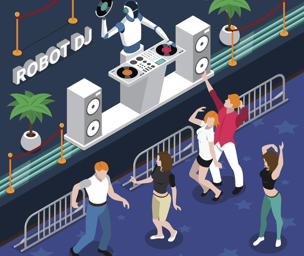 Cuando la inteligencia artificial nos ayude a componer música