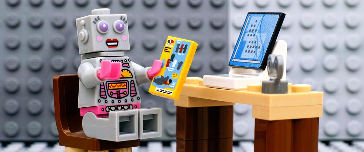 periodismo robot periodico automatico digitalizacion
