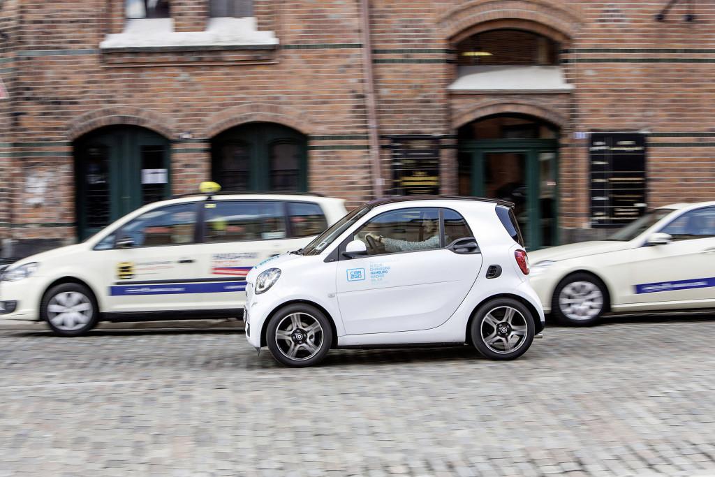 Car2Go movilidad MaaS