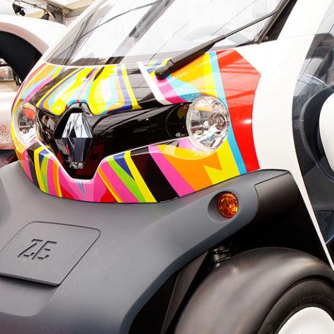 renault twizy tecnología movilidad vehículos eléctricos carsharing