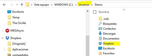 Cómo usar múltiples cuentas de Dropbox en un PC
