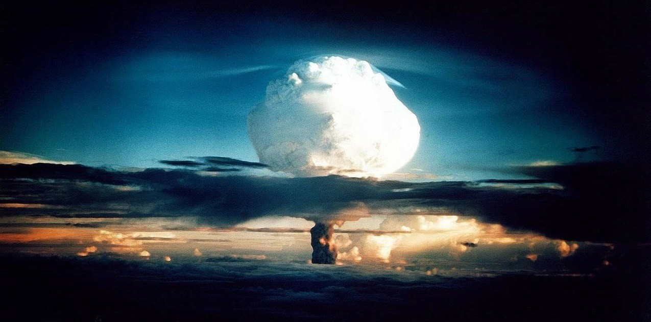 guerra nuclear humanidad tierra
