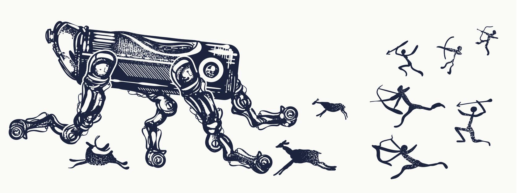 IA, nanotecnología y biología sintética