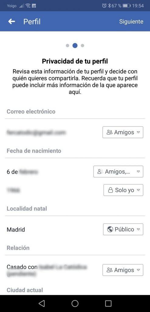 ¿Cómo proteger nuestra privacidad en Facebook?