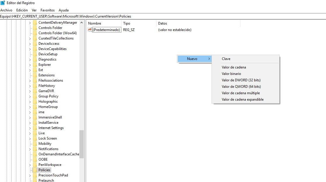 """¿Cómo deshabilitar el mensaje de """"Poco espacio de almacenamiento"""" en Windows?"""