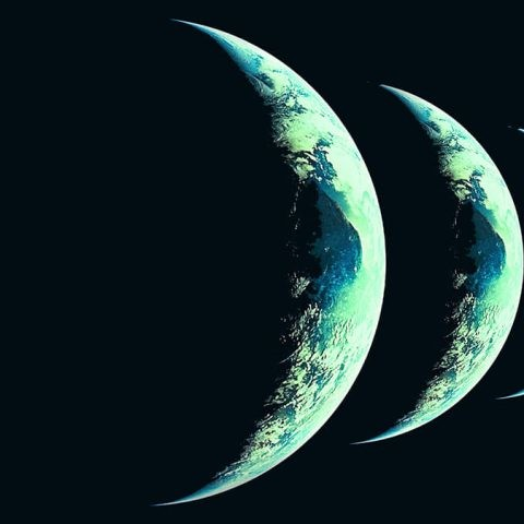 la teoría del multiverso de hawking