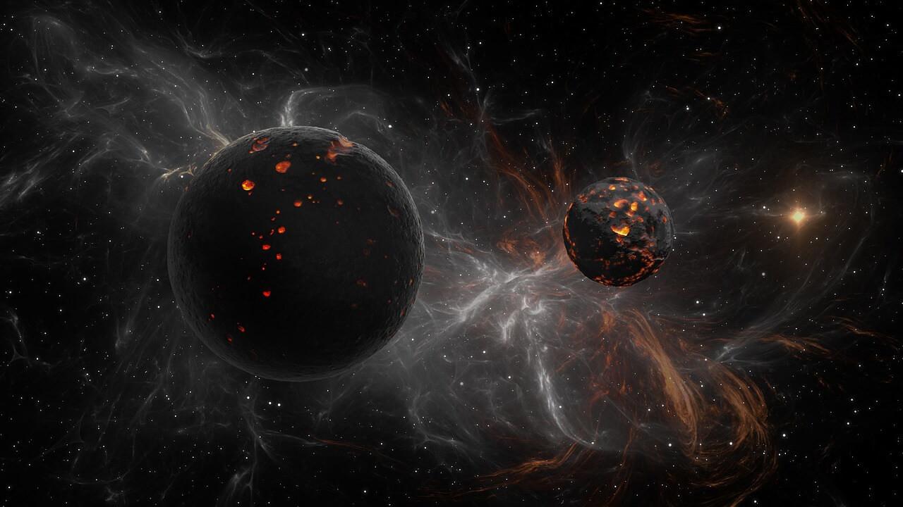 mundo oscuro en el multiverso