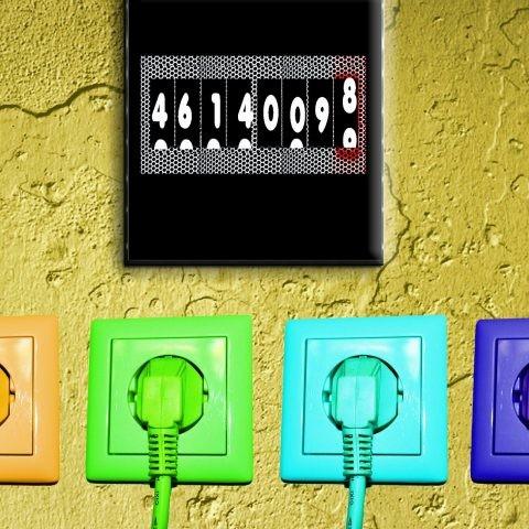 ¿Cuánta electricidad gastan nuestros electrodomésticos?