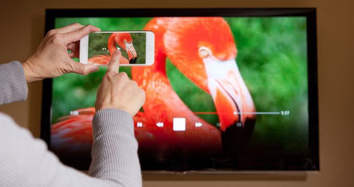 Cómo ver el contenido de tu smartphone en la televisión