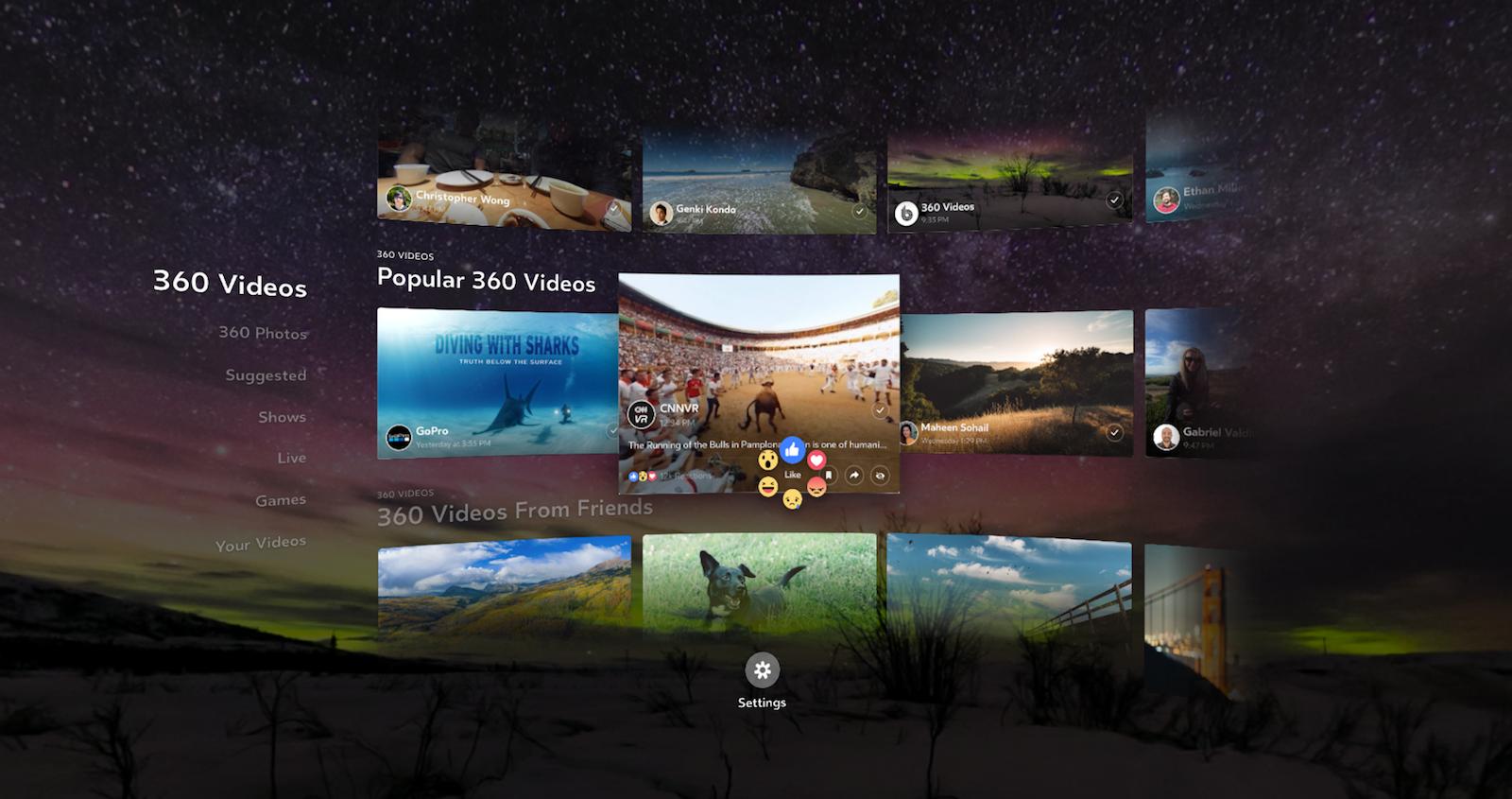 Cómo tomar fotos en 360º en Facebook