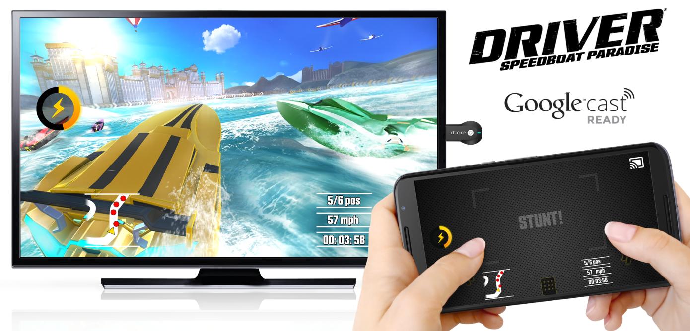 ¡Montemos una fiesta con Chromecast! los mejores juegos multijugador para tu tv