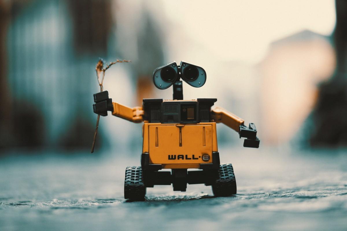 robots esclavos con sentimientos