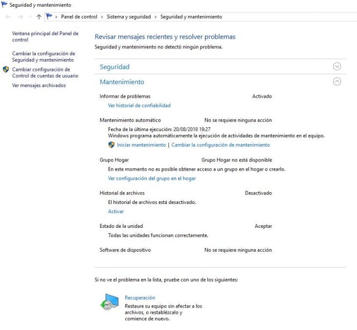 Cómo automatizar tareas comunes de mantenimiento en Windows 10