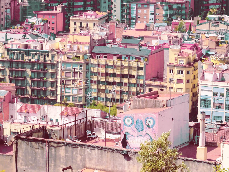 edificios eficientes en barcelona