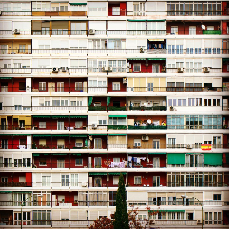 edificios eficientes en madrid
