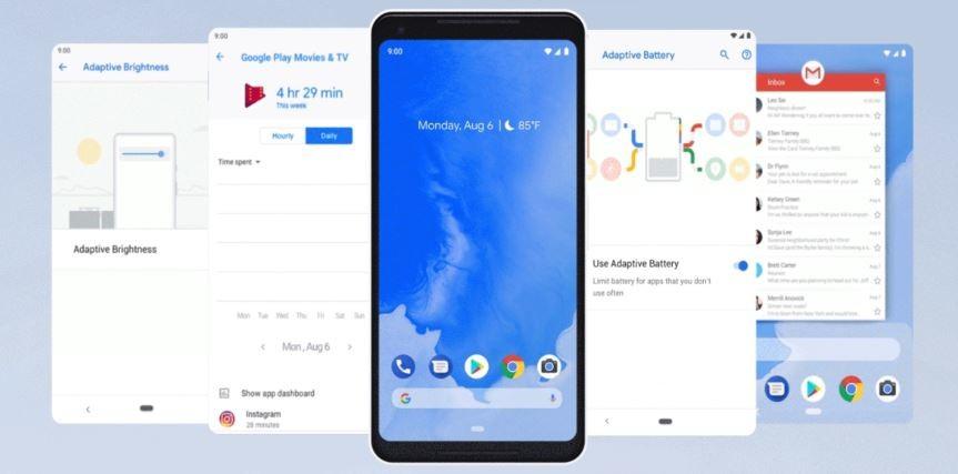 Las 5 mejores funciones del nuevo Android 9