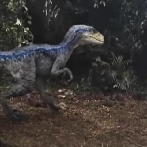 Jurassic Park Blue es una experiencia de realidad virtual