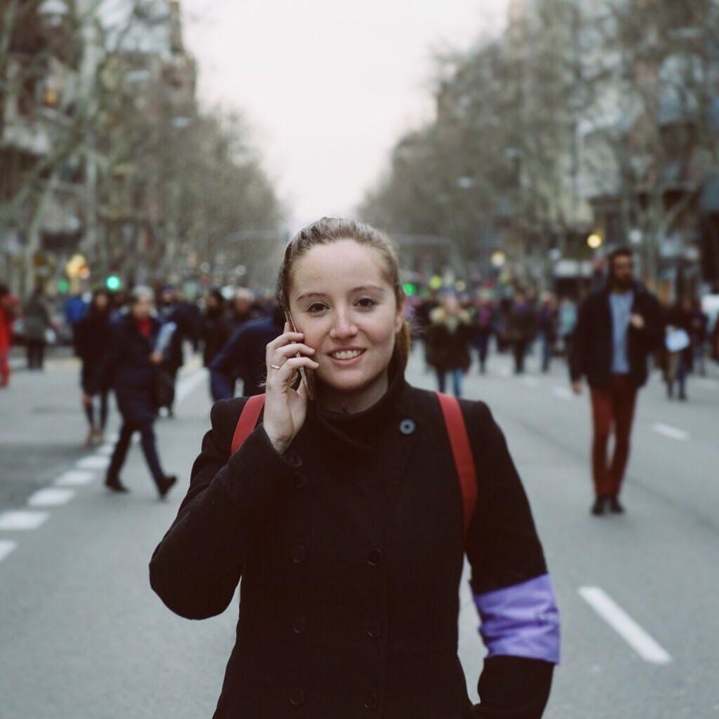Rocío Pérez de Maldita Ciencia