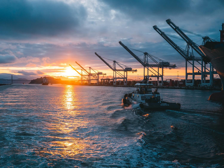 puertos en el futuro