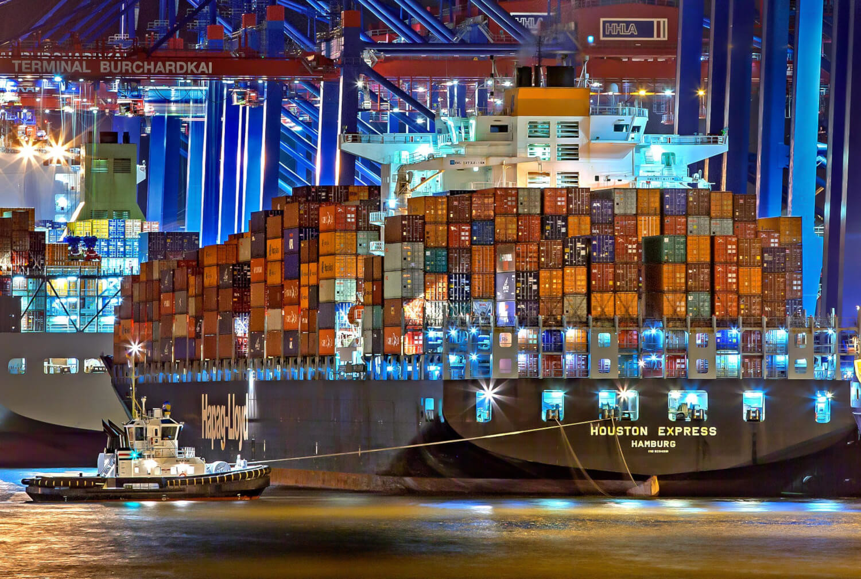puertos en el futuro hamburgo