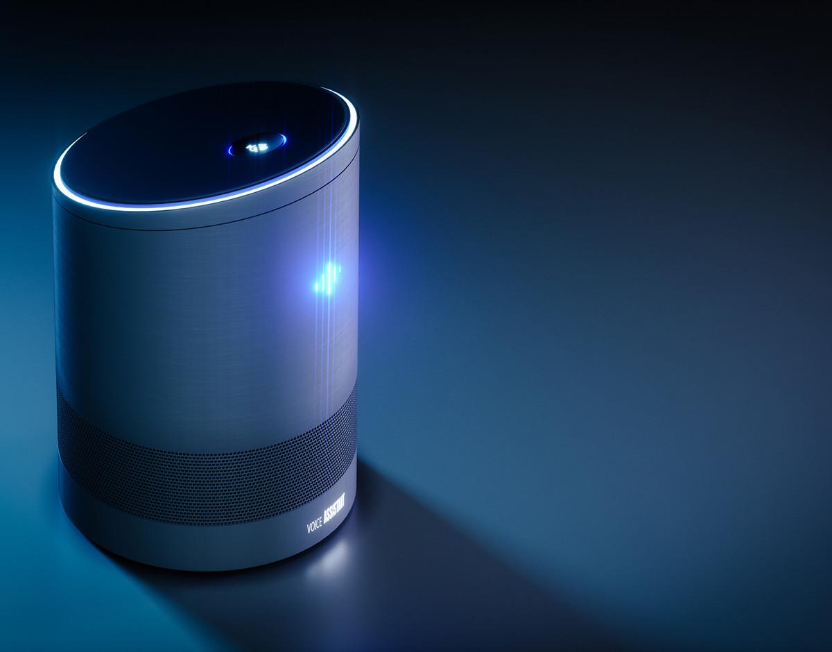 tecnologia smartphone inteligencia artificial altavoz