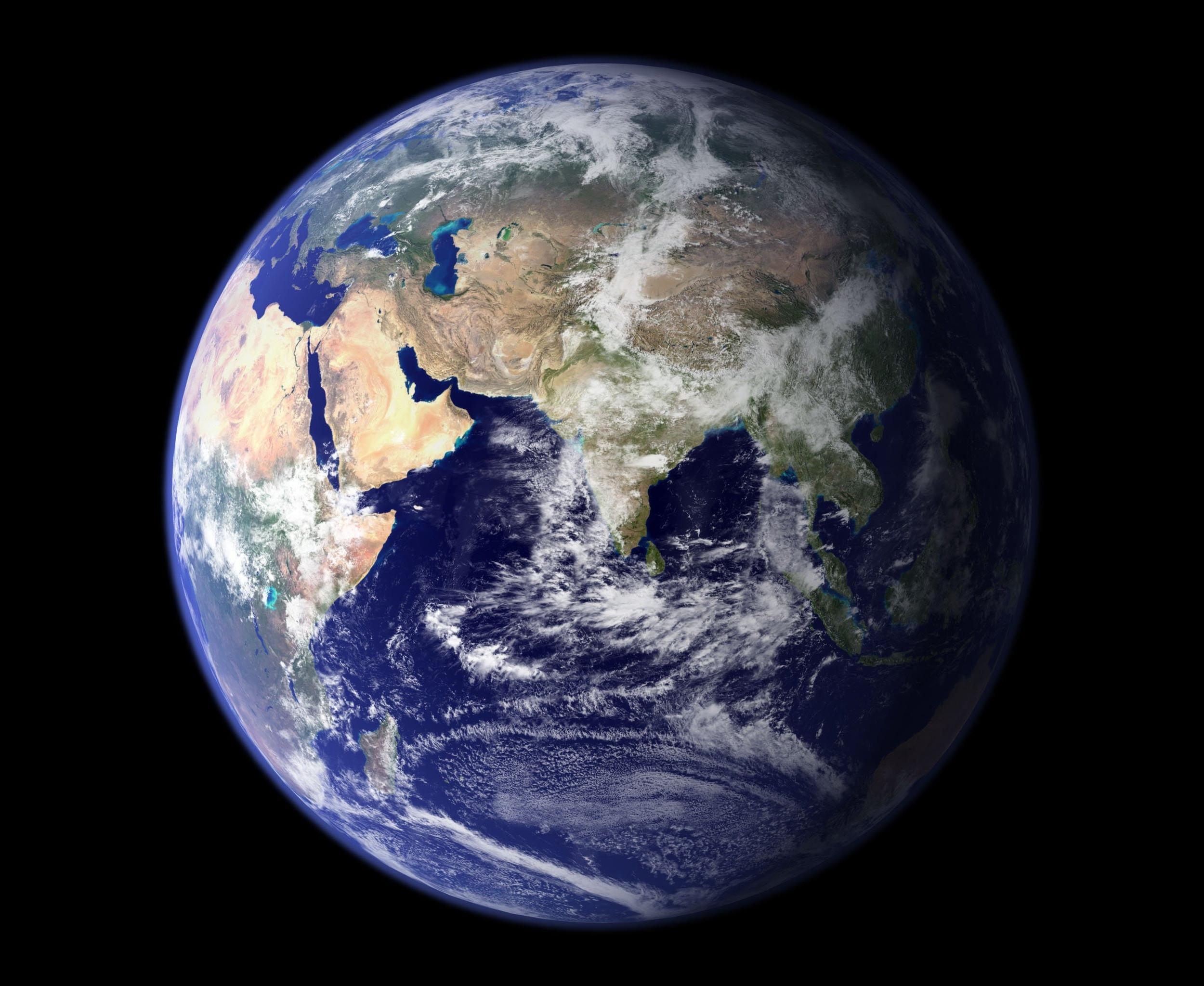 movimiento del eje de la tierra