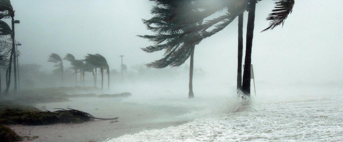 huracanes en Europa