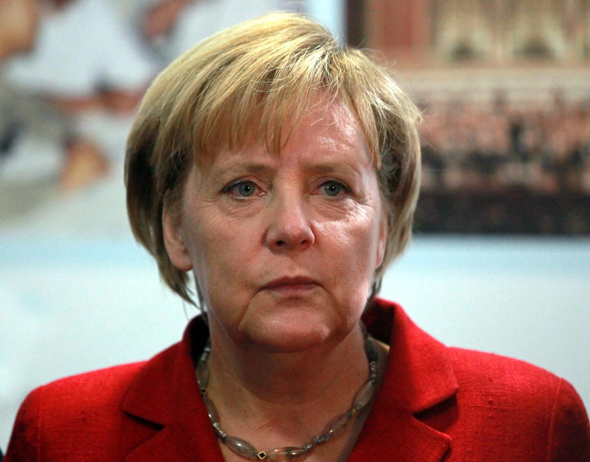 angela merkel pide aumentar datos en europa