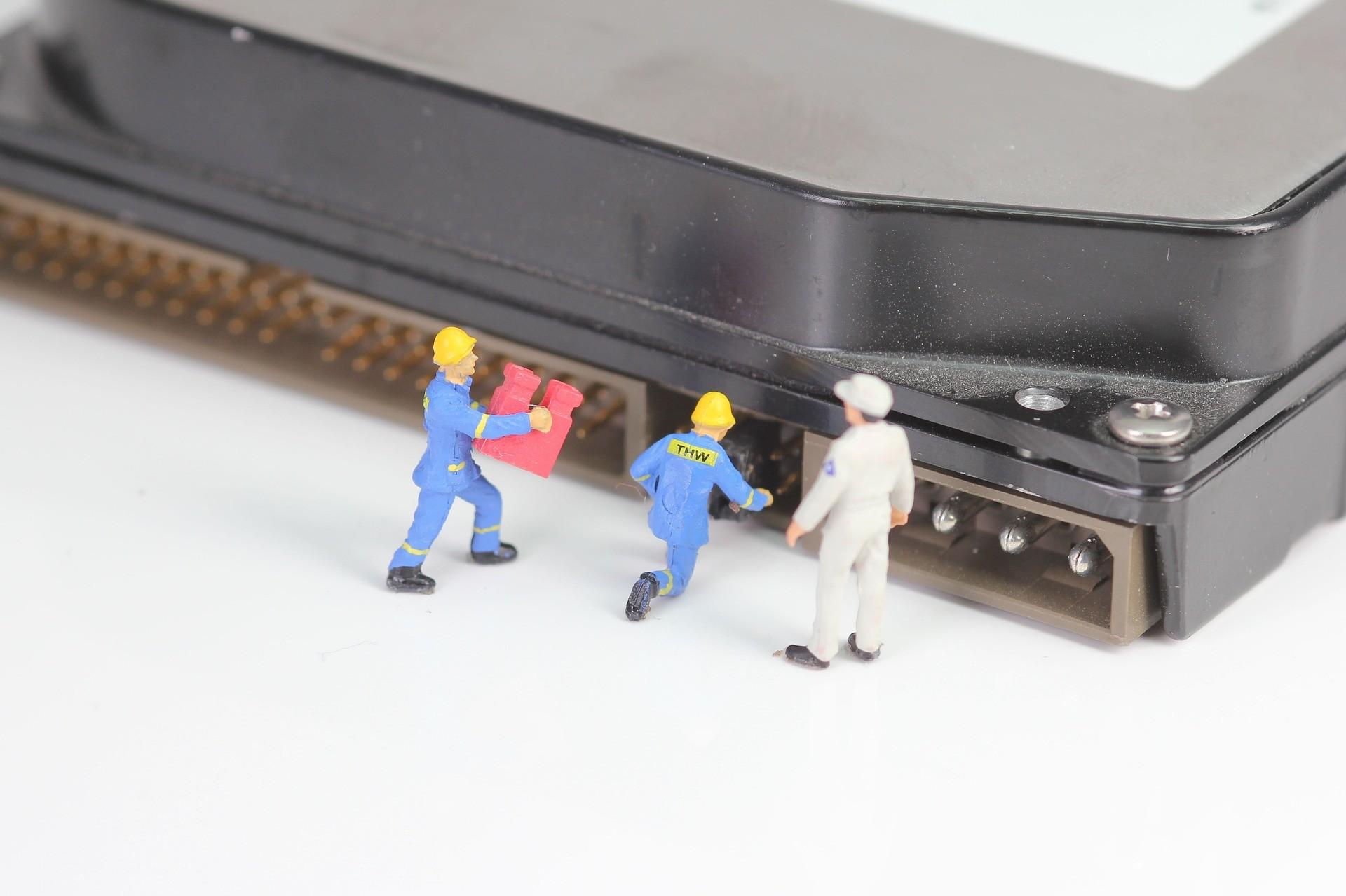 5 maneras de liberar espacio en tu disco duro