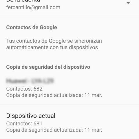 Cómo recuperar contactos perdidos de Android