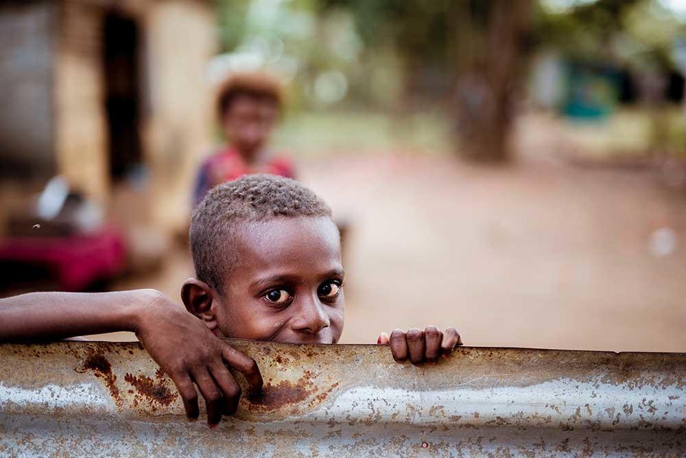 El dispositivo SCOPE CODA usa tecnología móvil contra la desnutrición infantil.