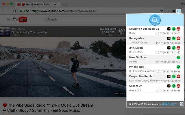 Cómo reconocer la música que suena en Google Chrome