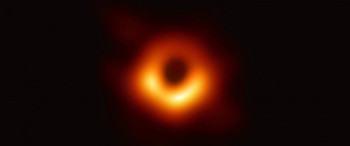 primera fotografía de un agujero negro